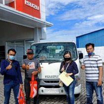 DO Sales Marketing Isuzu Padang Romi