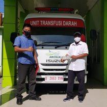 Foto Penyerahan Unit Isuzu Padang Romi (2)